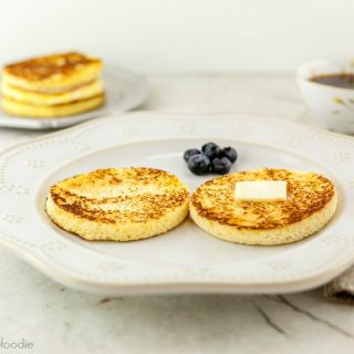 Quick Paleo English Muffins