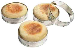 English muffin ring