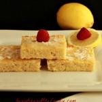 Coconut Lemon Muffin Bars