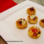 Grain Free Egg and Bacon Bites / beautyandthefoodie.com