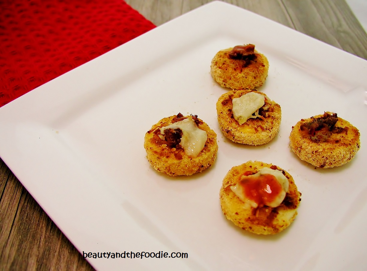 Grain Free Egg And Bacon Bites