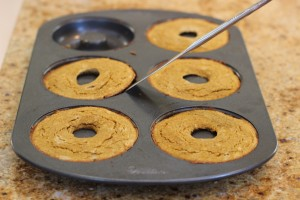 Low Carb Pumpkin Bagels 056