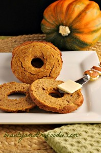 Low Carb Pumpkin Bagels photo 22