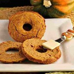 Low Carb Pumpkin Bagels