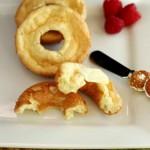 Low Carb Croissant Bagels
