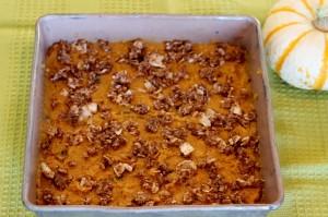 Paleo Pumpkin Crumble Bars photo 090