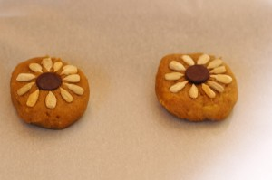 sunflower cookies  photo 034