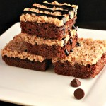 Paleo German Chocolate Brownies
