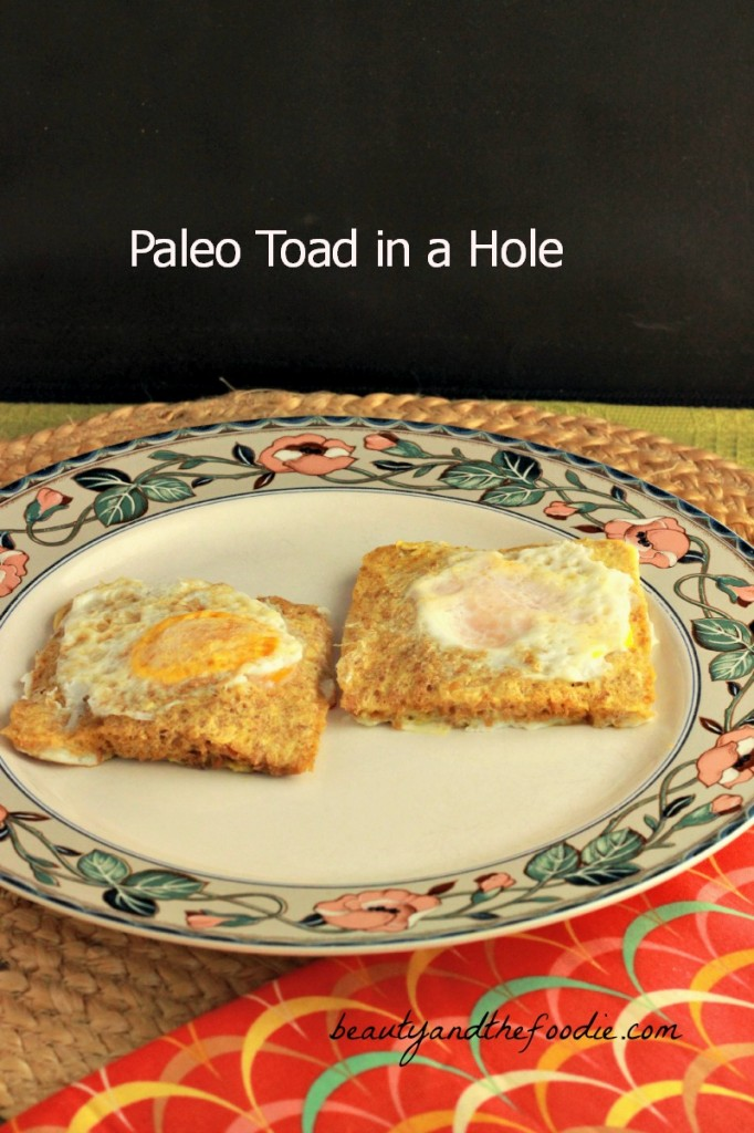 Paleo Eggs In A Hole
