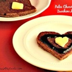 Paleo Chocolate Lovers Zucchini Hot Cakes