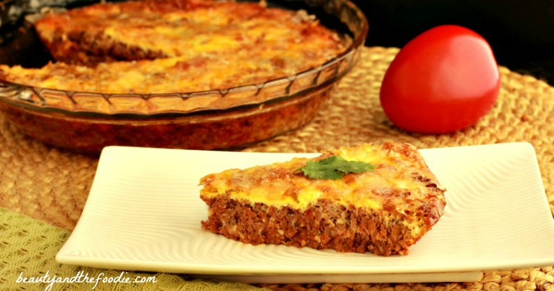 Easy Paleo Hamburger Pie Crust Free And Low Carb Beautyandthefoodie Com