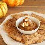 Paleo Pumpkin Pie Dessert Nachos