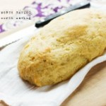 Paleo Garlic Bread, -agirlworthsaving