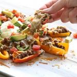 Mini-Pepper-Nachos