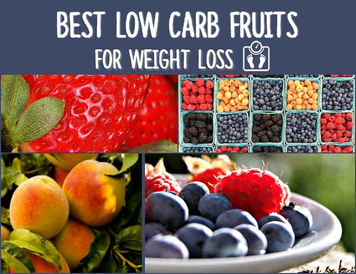 Best Low Carb Weight Loss Foods