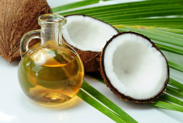 Healthy Edible Oils For weight Loss- coconut oil