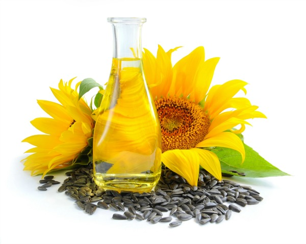 Healthy Edible Oils for Weight Loss- Sunflower Seed Oil