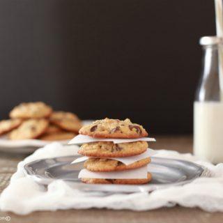 Best Chocolate Chip Cookies Paleo
