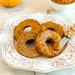 Pumpkin Spice Cream Spread Dairy Free- paleo, vegan, low carb and nut free version
