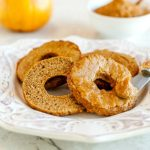 Pumpkin Spice Cream Spread Dairy Free- Paleo, Vegan and Low Carb with nut free version.