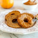 Pumpkin Spice Cream Spread Dairy Free- paleo, vegan and low carb