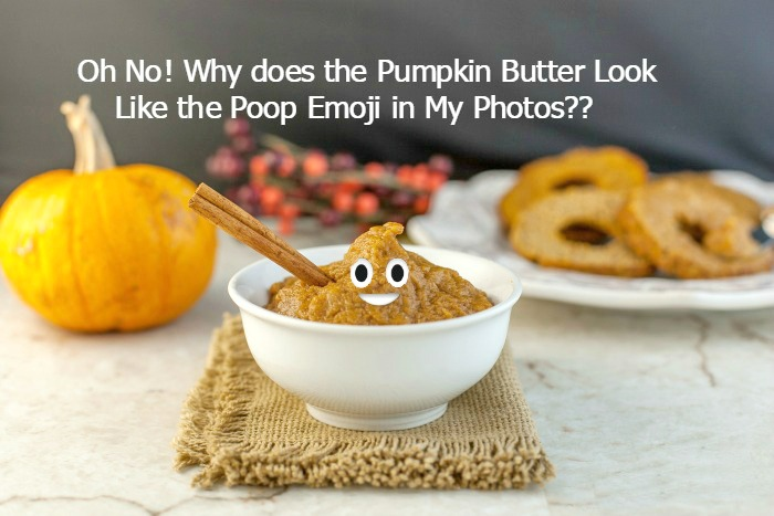 Pumpkin Spread poo emoji joke
