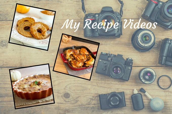 My Recipe Videos- Low Carb & Gluten Free