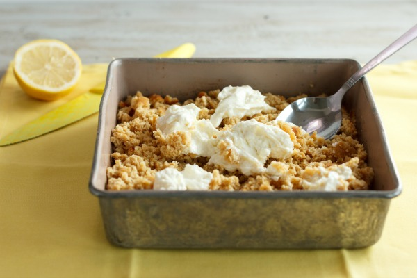 Lemon Cream Cake Pops Low Carb & Paleo