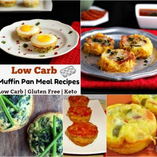 Muffin Pan Meal Recipes Low Carb